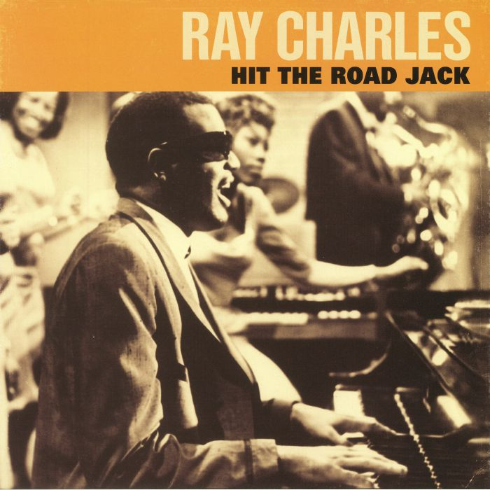 Ray Charles Hit The Road Jack Reissue Vinyl At Juno Records