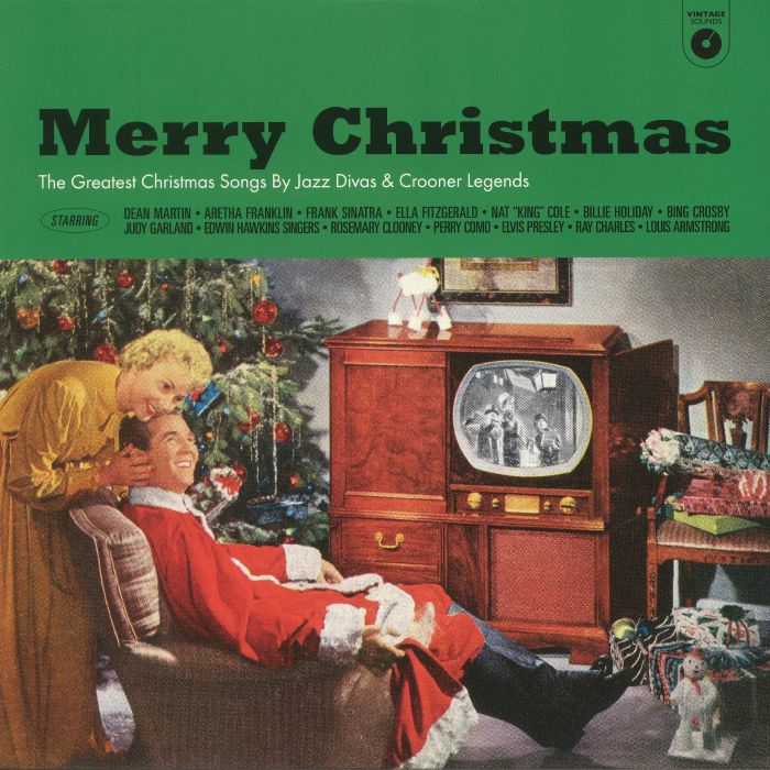 Various Merry Christmas The Greatest Christmas Songs By