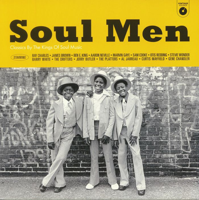 VARIOUS - Soul Men: Classics From The Kings Of Soul Music