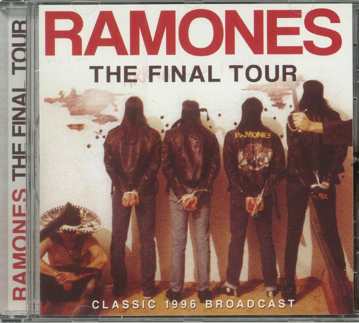 RAMONES - The Final Tour: Classic 1996 Broadcast