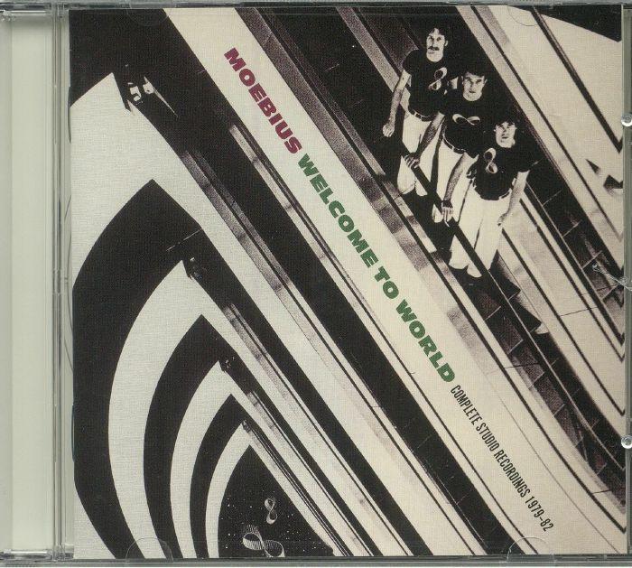 MOEBIUS - Welcome To World: Complete Studio Recordings 1979-82
