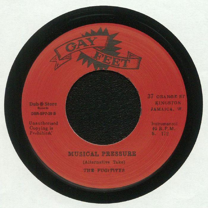 FUGITIVES, The - Musical Pressure