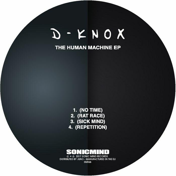D KNOX - The Human Machine