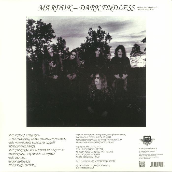 MARDUK - Dark Endless: 25th Anniversary Edition
