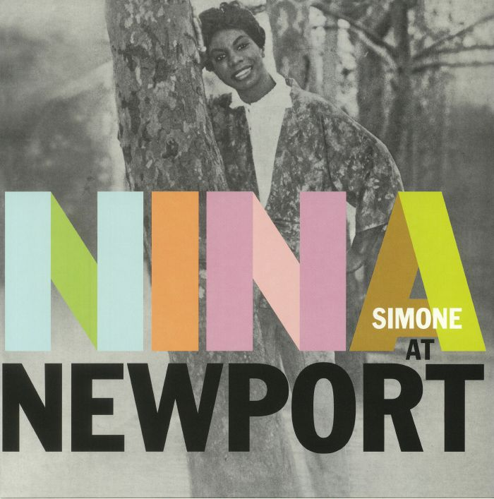 SIMONE, Nina - Nina At Newport (reissue)