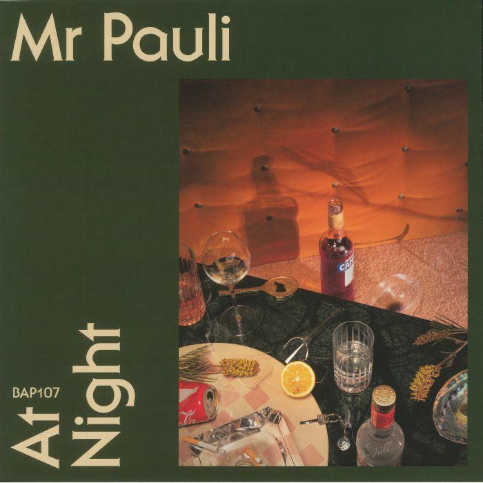 MR PAULI - At Night