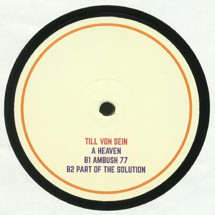 VON SEIN, Till - Heaven EP