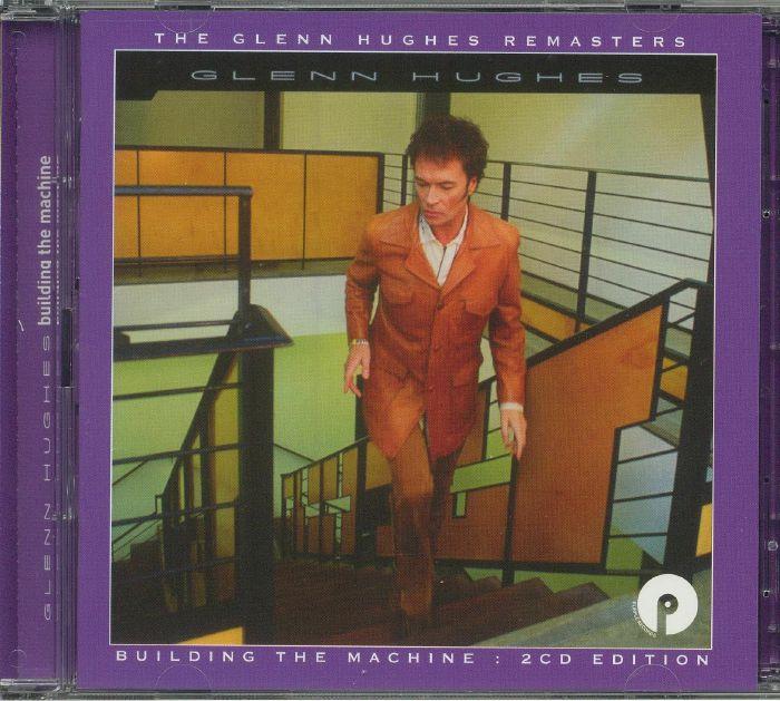 HUGHES, Glenn - Building The Machine (reissue)