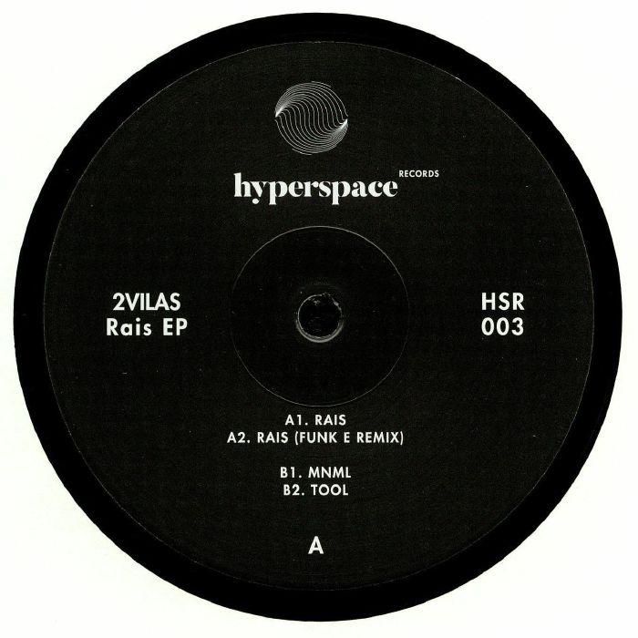 2VILAS - Rais EP