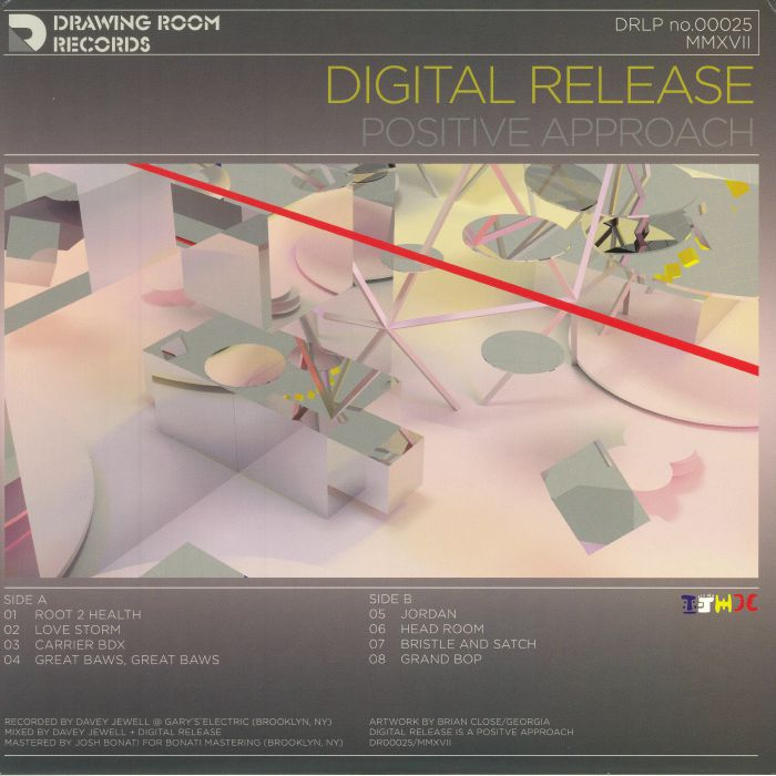 DIGITAL RELEASE - Positive Approach