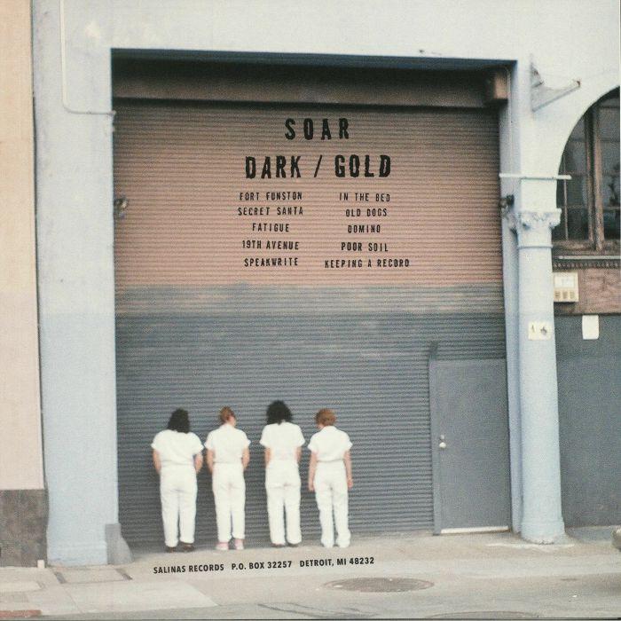SOAR - Dark/Gold