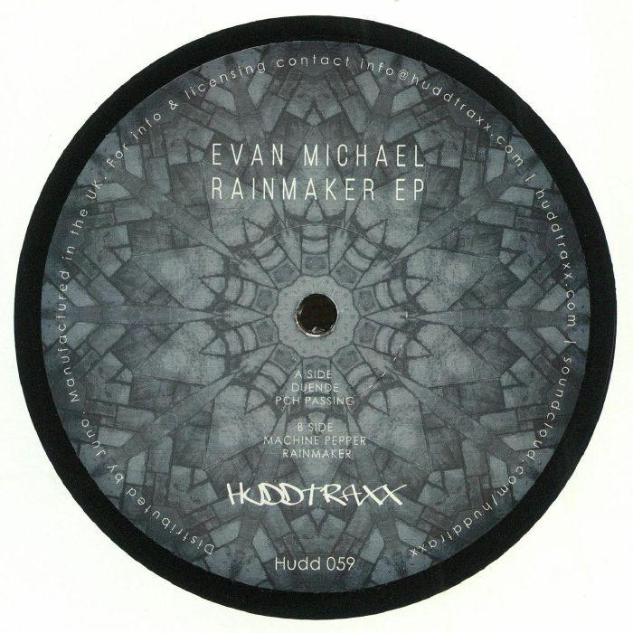 MICHAEL, Evan - Rainmaker EP
