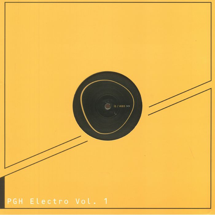 NAEEM/HITS ONLY/SHAWN RUDIMAN - PGH Electro Vol 1