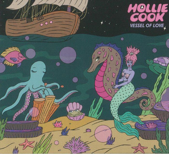 COOK, Hollie - Vessel Of Love