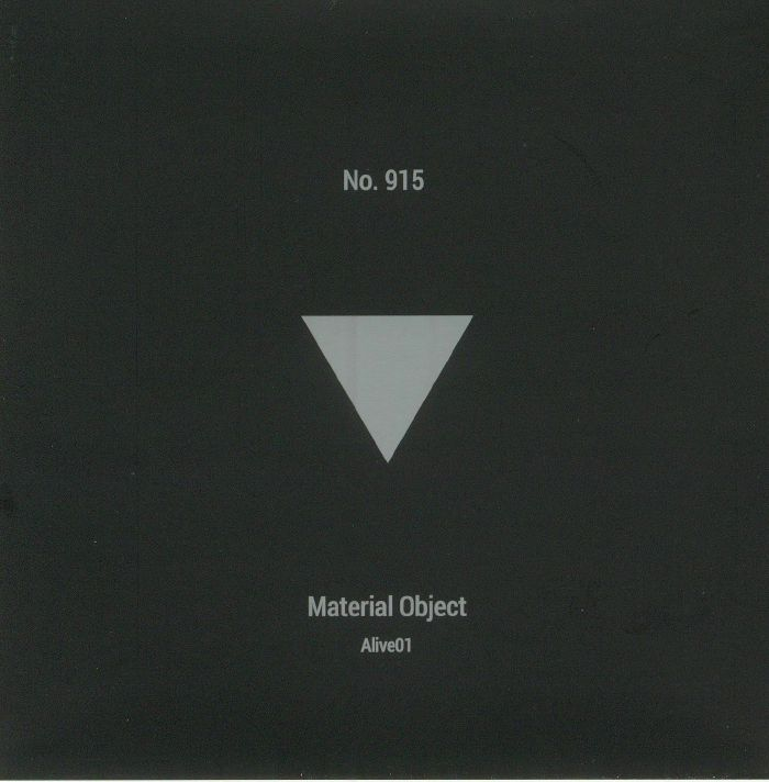 MATERIAL OBJECT - Alive01