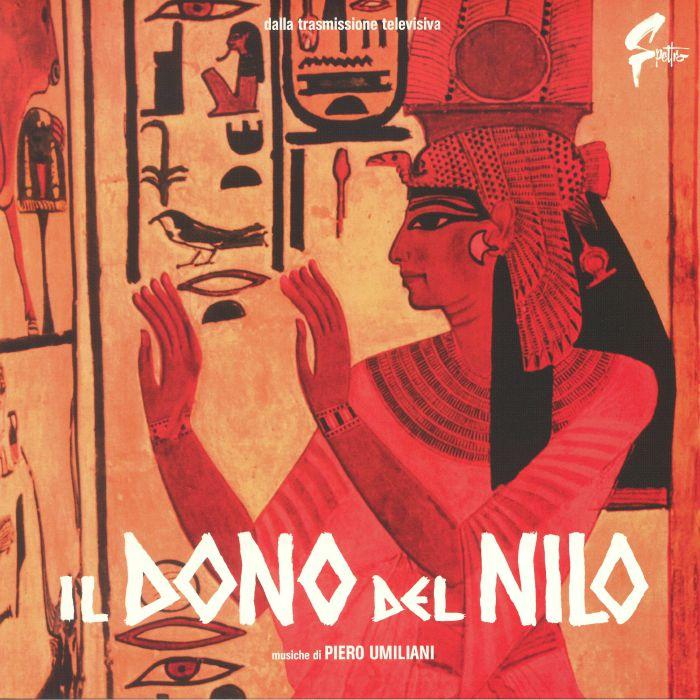 UMILIANI, Piero - Il Dono Del Nilo (Soundtrack)