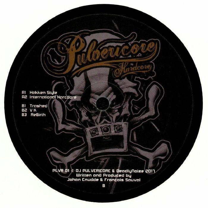 DJ PULVERICORE - Hakken Style