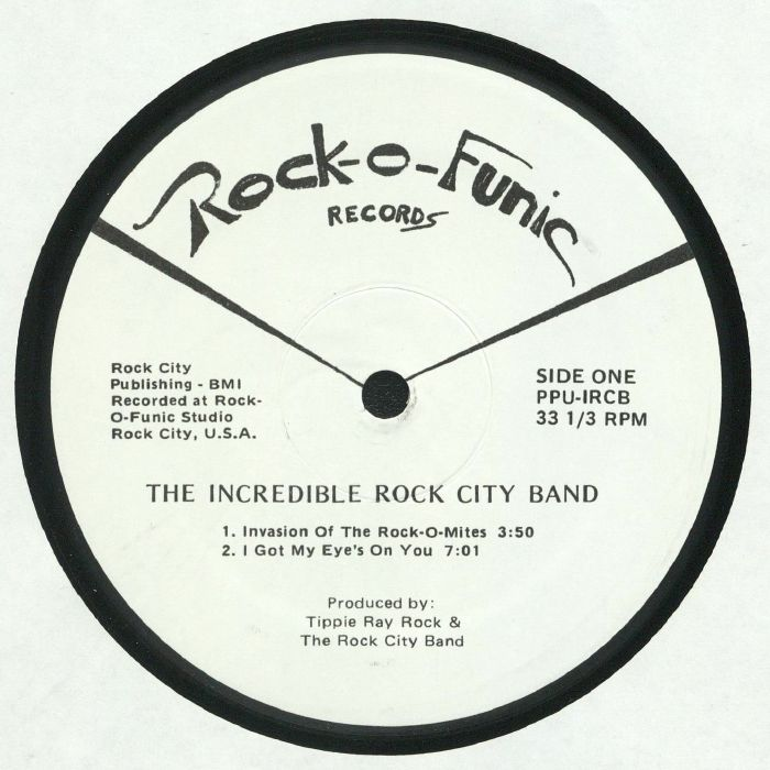 the incredible rock city band invasion of the rock o mites vinyl at juno records. Black Bedroom Furniture Sets. Home Design Ideas