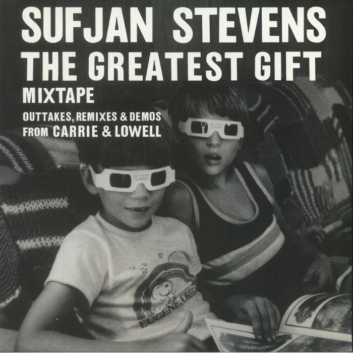 STEVENS, Sufjan - The Greatest Gift Mixtape