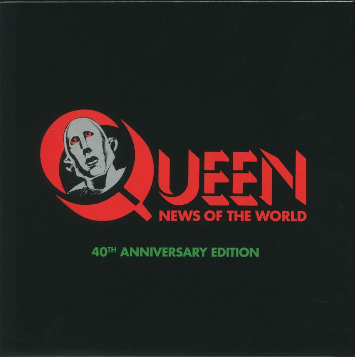 QUEEN - News Of The World: 40th Anniversary Edition