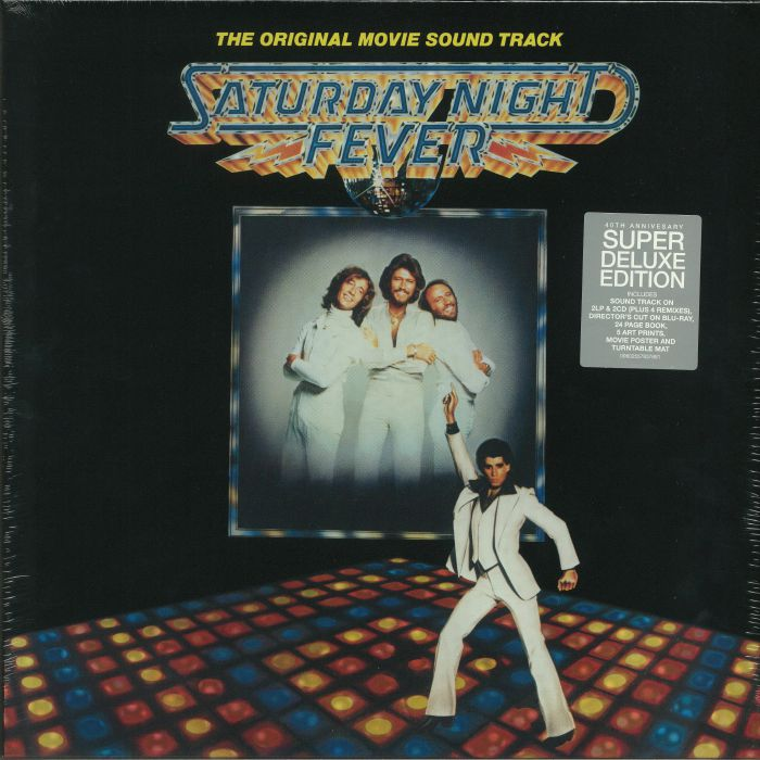 VARIOUS - Saturday Night Fever: 40th Anniversary