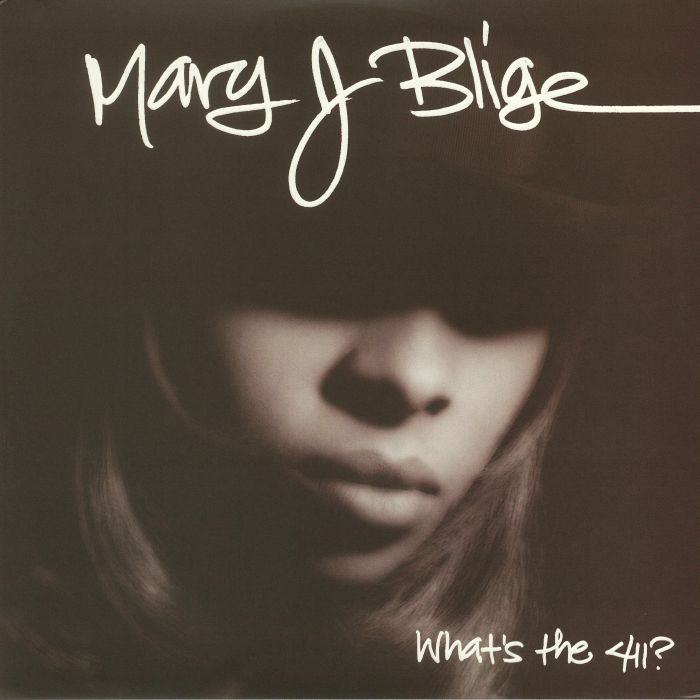 BLIGE, Mary J - What's The 411? (reissue)