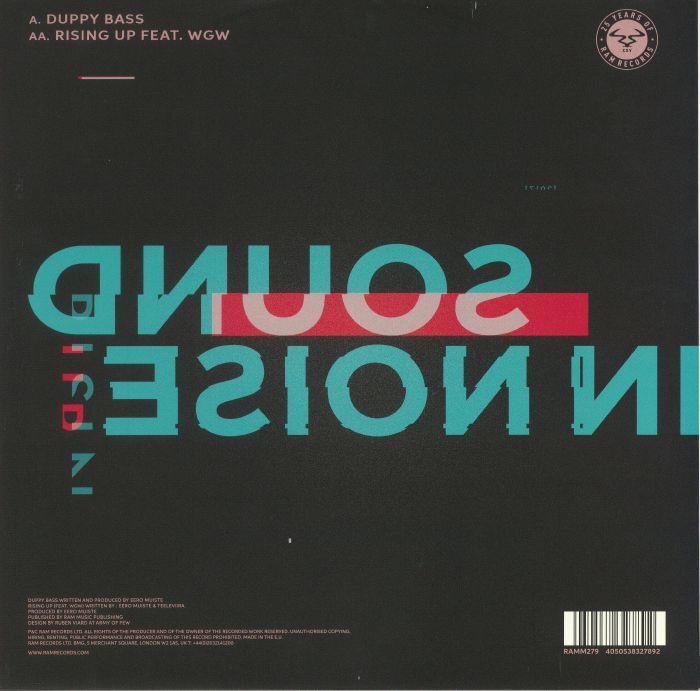 SOUND IN NOISE - Duppy Bass