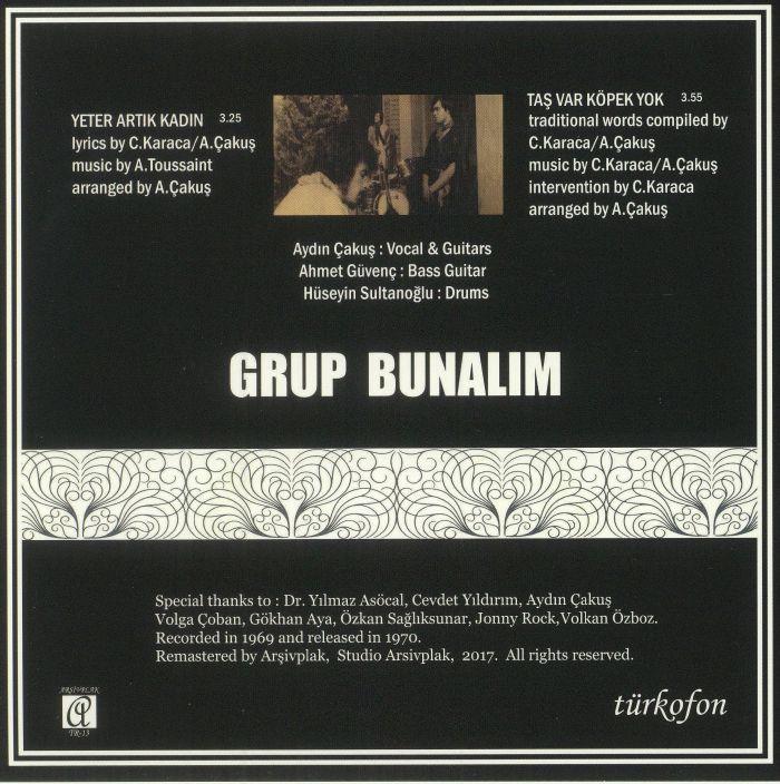 GRUP BUNALIM - Yeter Artik Kadin