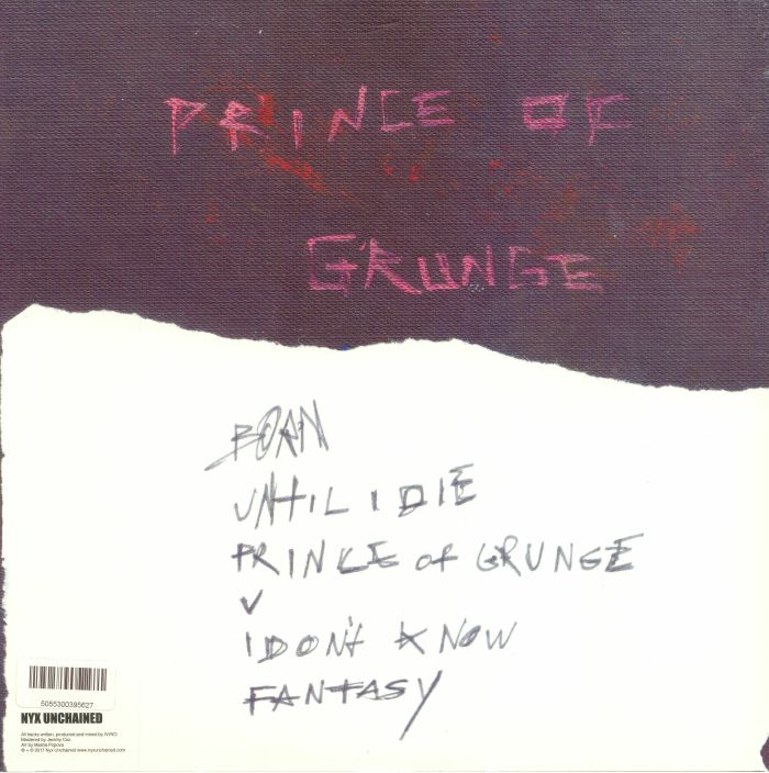 IVVVO - Prince Of Grunge