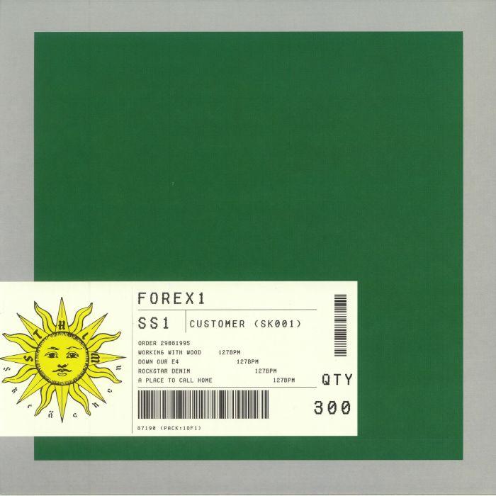 STHLM SKRACKEN - Forex 1
