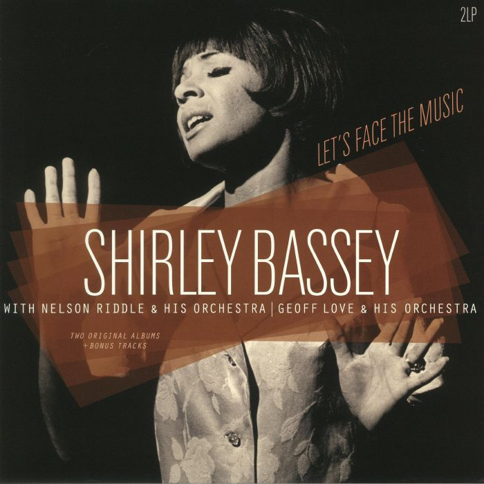BASSEY, Shirley - Let's Face The Music