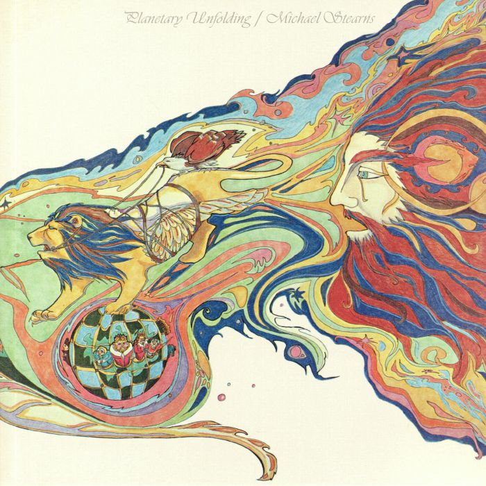STEARNS, Michael - Planetary Unfolding (reissue)