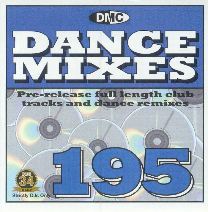 VARIOUS - Dance Mixes 195 (Strictly DJ Only)