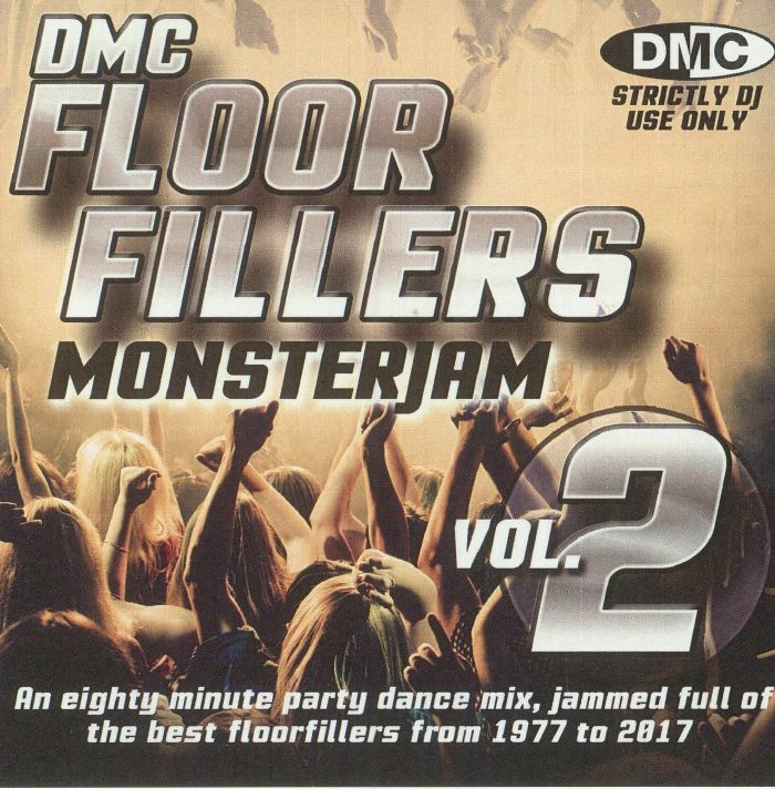 VARIOUS - DMC Floor Fillers Monsterjam Vol 2