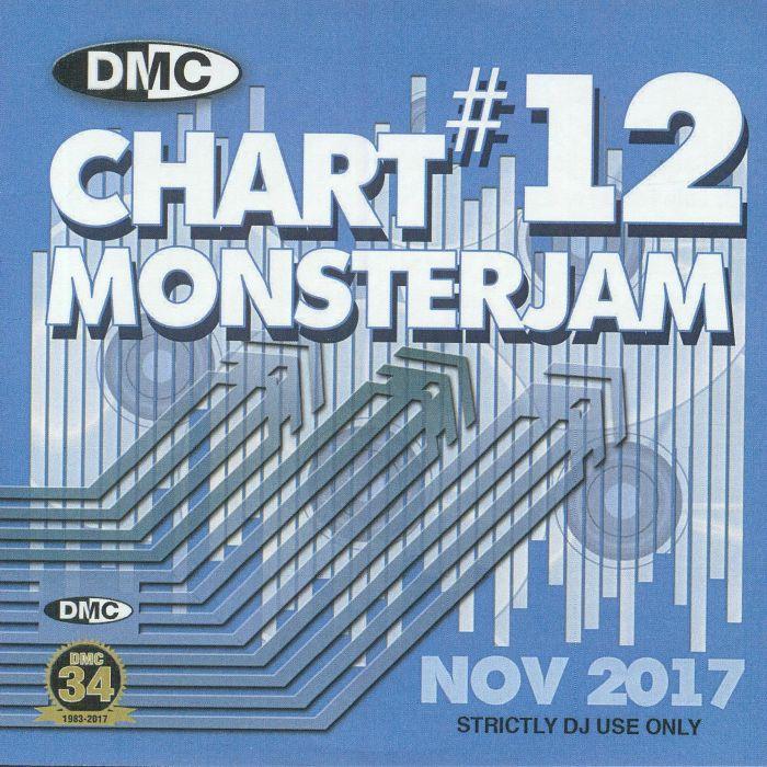 VARIOUS - DMC Chart Monsterjam 12: Nov 2017 (Strictly DJ Only)