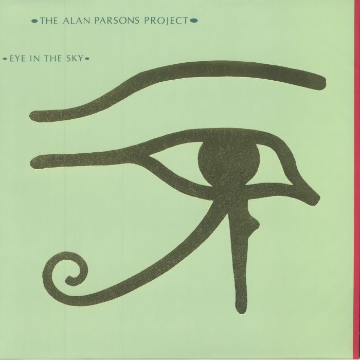 ALAN PARSONS PROJECT, The - Eye In The Sky (reissue)