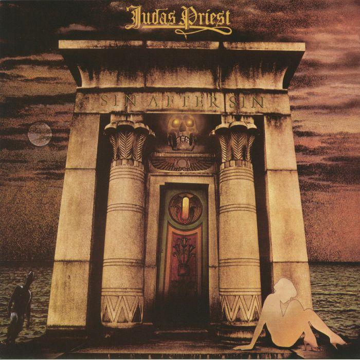 JUDAS PRIEST - Sin After Sin (reissue)