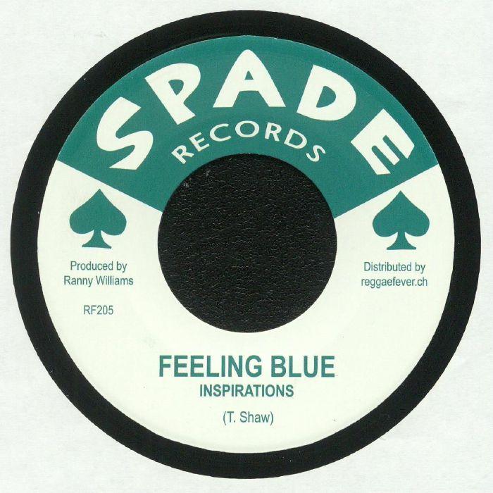 INSPIRATIONS/WINSTON SINCLAIR/HIPPY BOYS - Feeling Blue