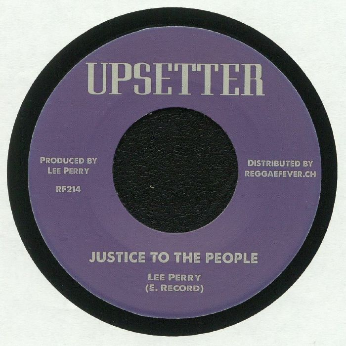 PERRY, Lee - Justice To The People