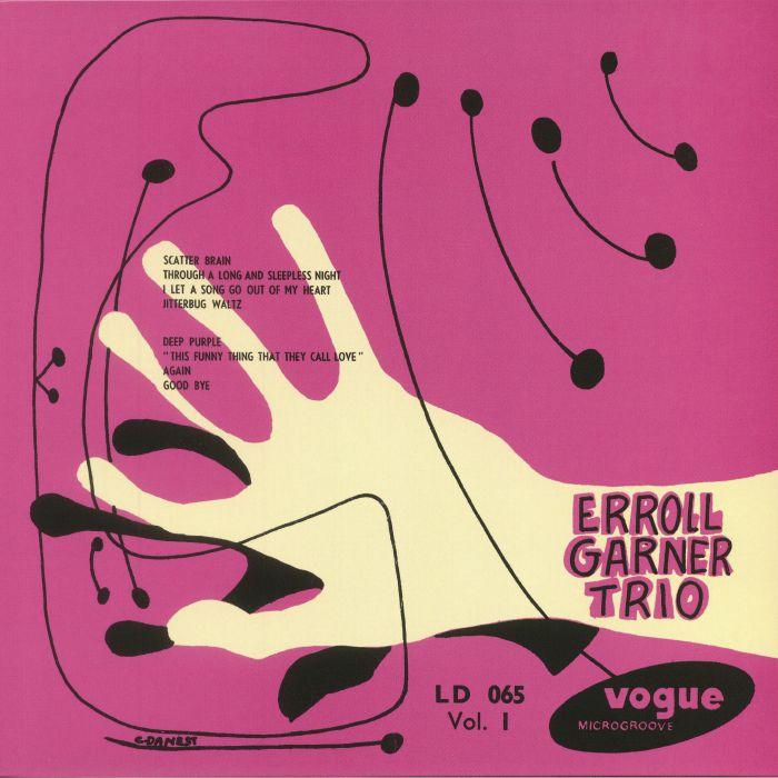 ERROLL GARNER TRIO - Vol 1