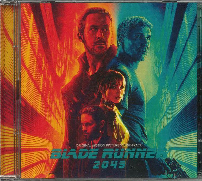 ZIMMER, Hans/BENJAMIN WALLFISCH/VARIOUS - Blade Runner 2049 (Soundtrack)