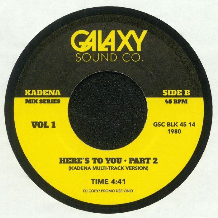 SKYY - Here's To You (Kadena remixes)