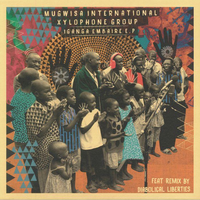 MUGWISA INTERNATIONAL XYLOPHONE GROUP - Iganga Embaire EP