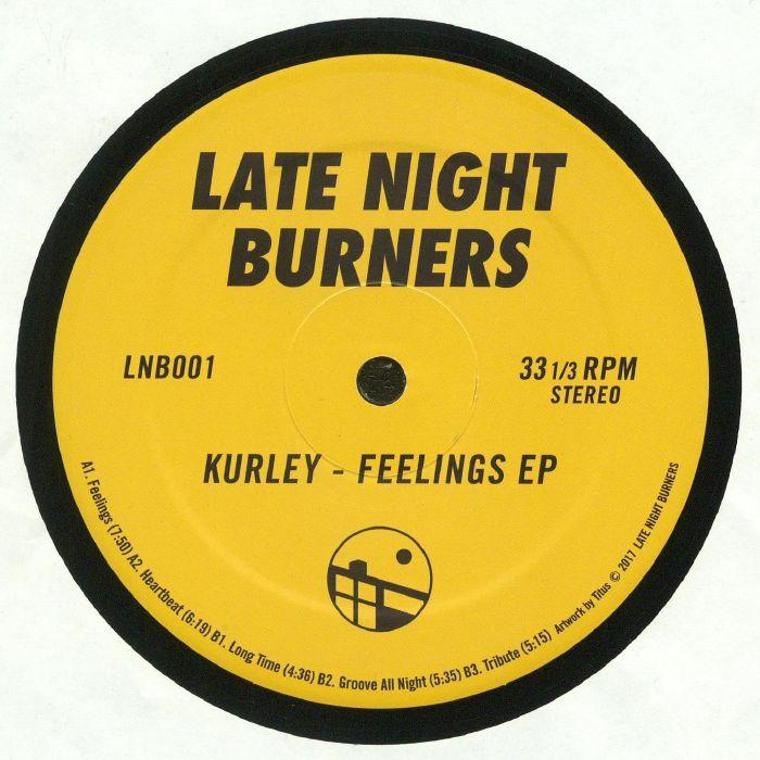 KURLEY - Feelings EP