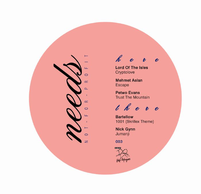 LORD OF THE ISLES/MEHMET ASLAN/PETWO EVANS/BARTELLOW/NICK GYNN - Needs 003
