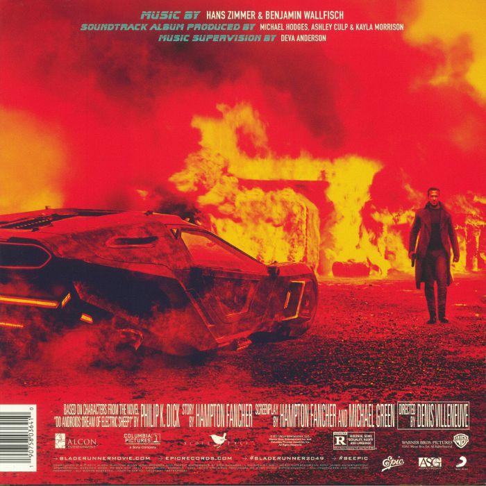 ZIMMER, Hans/BENJAMIN WALLFISCH - Blade Runner 2049 (Soundtrack)