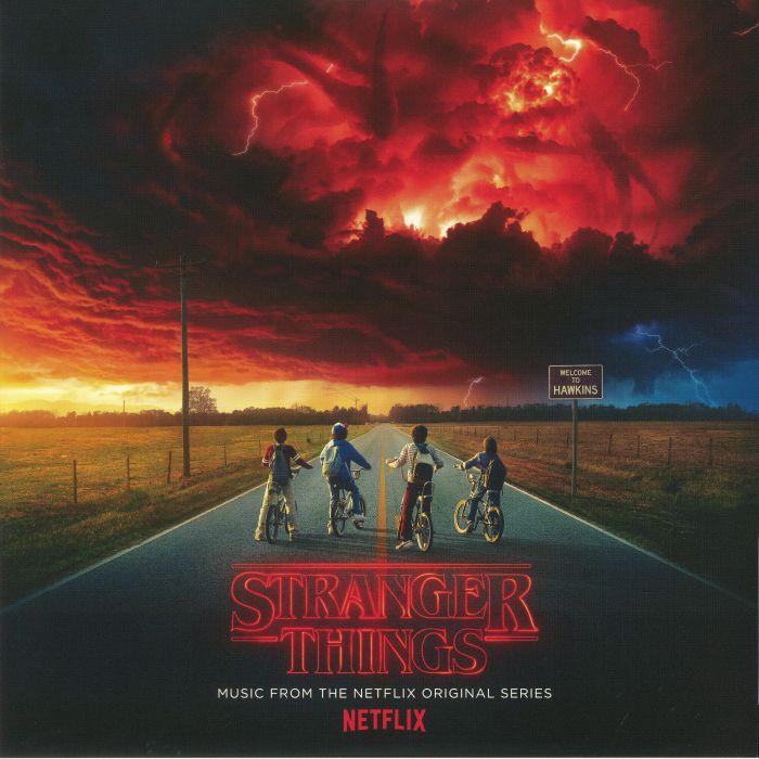 VARIOUS - Stranger Things: Seasons 1 & 2 (Soundtrack)