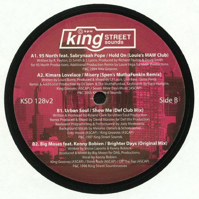 95 NORTH/KIMARA LOVELACE/URBAN SOUL/BIG MOSES - Mix The Vibe: Louie Vega: Sampler EP 2