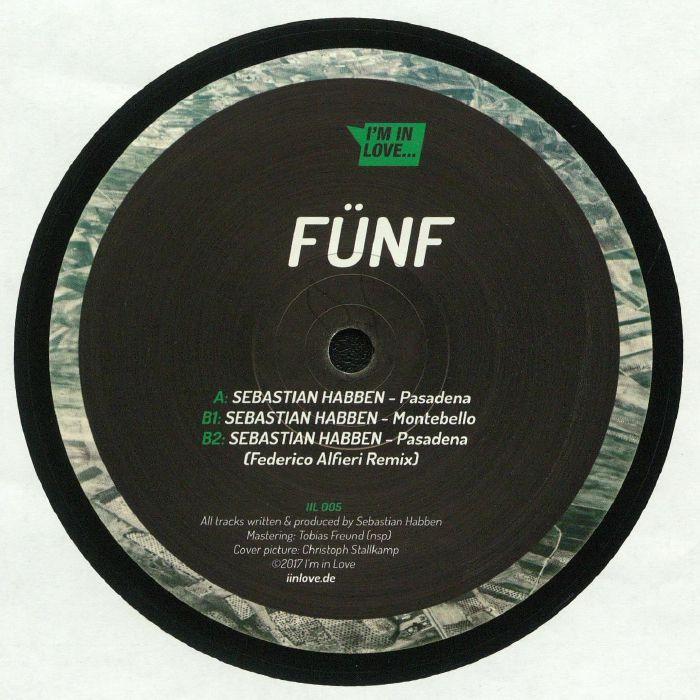 Sebastian Habben - Funf (Im In Love) *Preorder*