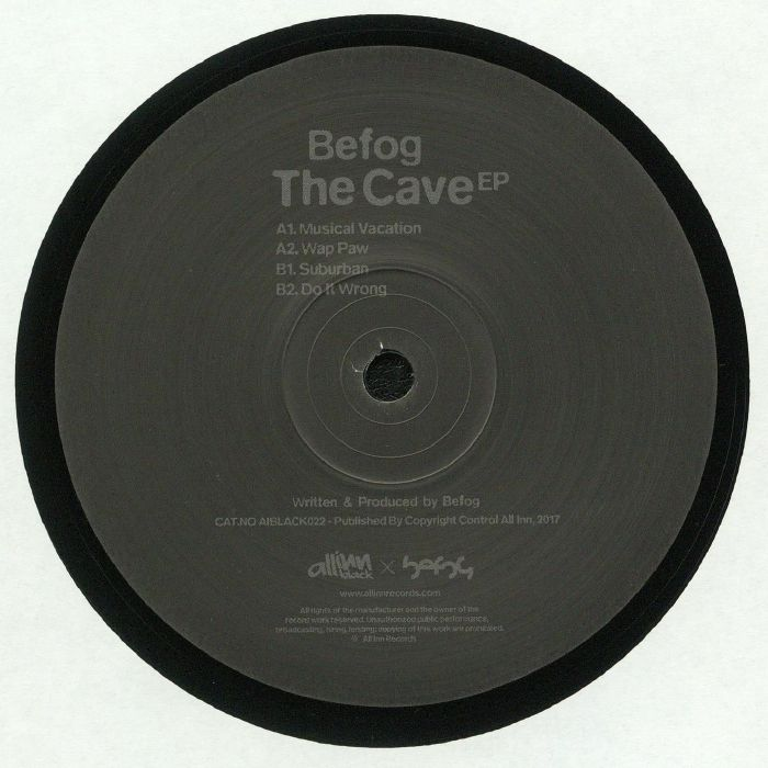 BEFOG - The Cave EP